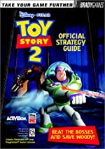 Toy Story 2 Official Strategy Guide de Michael Owen