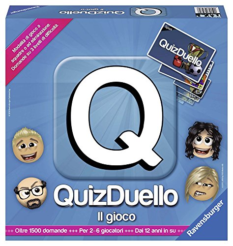 Ravensburger 27235–Quiz Duell