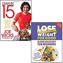 lean in 15 the shift plan and lose weight for good blood sugar diet for beginners 2 books collection set - 15 minute meals and workouts to keep you lean and healthy, delicious low calorie, low carb mediterranean style recipes