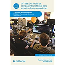 Desarrollo de componentes software para servicios de comunicaciones. IFCT0609