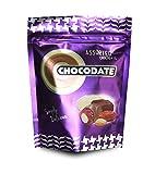 NEU: CHOCODATE Exclusive Schokolade 3 x 100g Beutel gemischt; je 1 x: Vollmilch-, dunkle Schokolade sowie Kokosnuss//MHD 11-2018