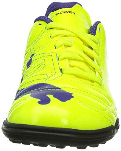 Puma Unisex Kids    102965 Football Yellow Size  4 5 UK