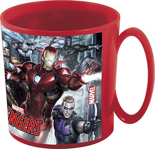 Unbekannt Avengers Marvel Tasse Becher für Kinder 350ml