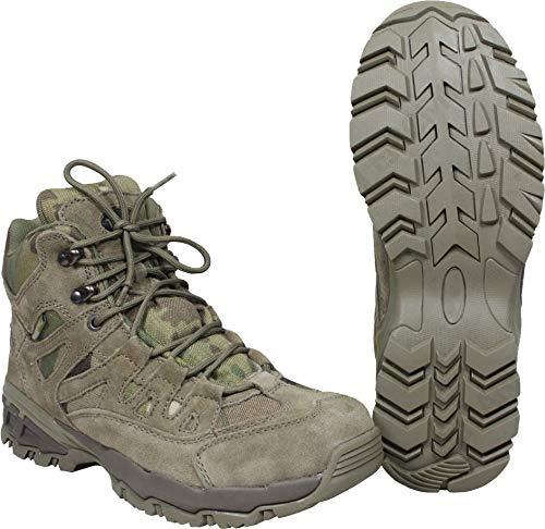 Mil-Tec Squad Stiefel 5 Inch Multicam® Gr.11 -