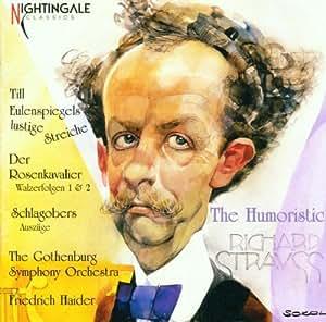 Der humoristische Strauss