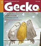 Gecko 08: Lesespaß für Klein und Groß