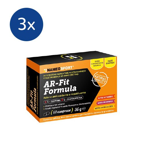 NAMEDSPORT 3x AR-Fit Formula 60