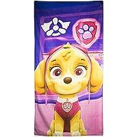 Nickelodeon Paw Patrol para niños y niñas Skye Everest de baño toalla de playa 83%