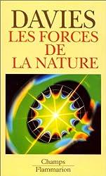 Les forces de la nature (Champs Flammarion Sciences)