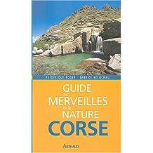 Guide des merveilles de la nature en Corse
