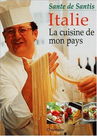 Italie. La cuisine de mon pays