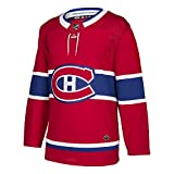 Montreal Canadiens Adidas NHL Men's Climalite Authentic Team Hockey Jersey Maillot