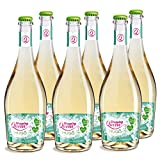 Katlenburger Shopping Queen Hugo Fruchtperlwein - Cocktail Süß, 6er Pack (6 x 0.75 l)