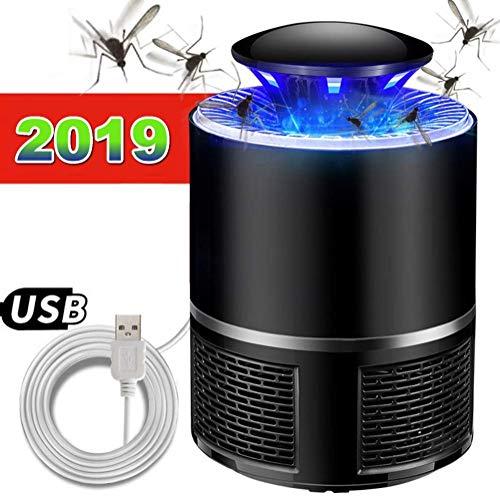 Insektenvernichter Mückenkiller USB-Mückenlampe Strahlungsfreie Mückenvernichtungslampen Fliegenfalle Lampe Insektenschutzmittel Mörder Anti Mücken Home Wohnzimmer Schädlingsbekämpfung Mücken Inhalato -