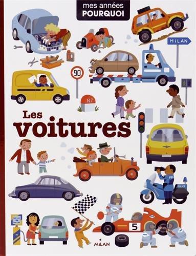 Les voitures par Aurélie Sarrazin