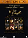 """Jess Franco - The uncut & unrated collection featuring """"Jack the Ripper"""", """"Blue Rita"""", """"Ilsa - The Wicked Warden"""", """"Women in Cellblock 9"""", """"Voodoo Passion"""", """"Barbed Wire Dolls"""" """"Wicked Women"""" and """"Love Letters from a Portuguese Nun"""""""