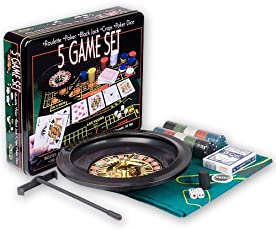 Go Hooked 5 Game Set
