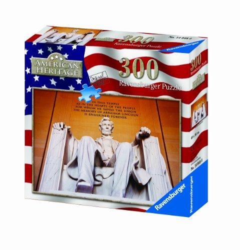 Lincoln Memorial 300 PC Puzzle
