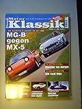 Motor-Klassik 1/2002,MGB & Mazda MX-5,Jaguar E-Type,Lamborghini 3500 GT Zagato,Alvis Graber TD 21 Special Series II,Auto-Union DKW 3=6
