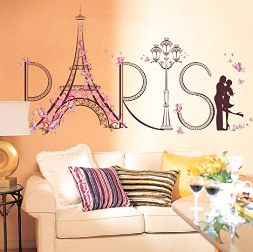 tefamore-stickers-muraux-romance-decoration-affiche-murale-decoration-interieure-bricolage