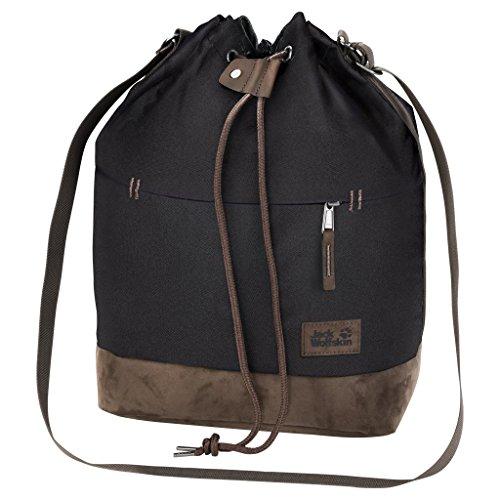 Jack Wolfskin Sandia Shoulder Bag Black 2018 Tasche (Kipling One-shoulder-bag)