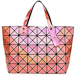 Bolso de Colores diseño geométrico