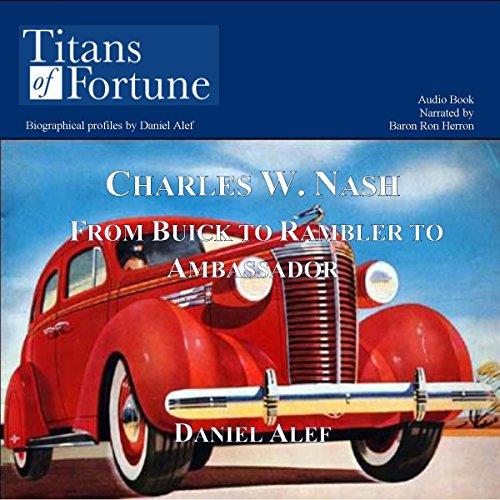 Charles W. Nash  Audiolibri