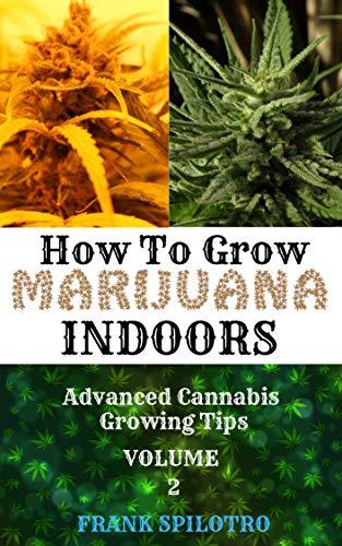 HOW TO GROW MARIJUANA INDOORS: Advanced Cannabis Growing Tips (English Edition)