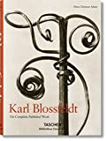 Bu-Blossfeldt. the Complete Published Work - Italien, Espagnol, Portugais - - Taschen - 26/11/2015