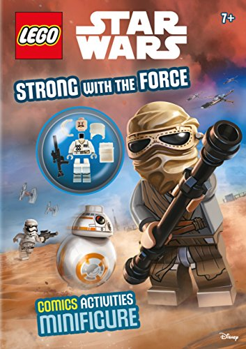 Lego Star Wars. Activity Book With Mini Fig
