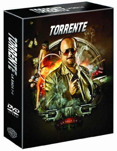 Torrente Collection 1-4 - 4-Dvd Box Set ( Torrente: El Brazo Tonto...