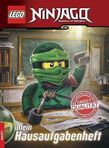 Preisvergleich Produktbild LEGO® NINJAGO®. Mein Hausaufgabenheft