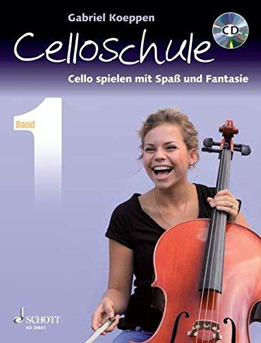 Fantasy Spa (Celloschule: Cello spielen mit Spaß und Fantasie. Band 1. Violoncello. Lehrbuch mit CD.)
