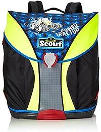 Scout Schoolbag Set, blue / black (Blue) - 71400791400