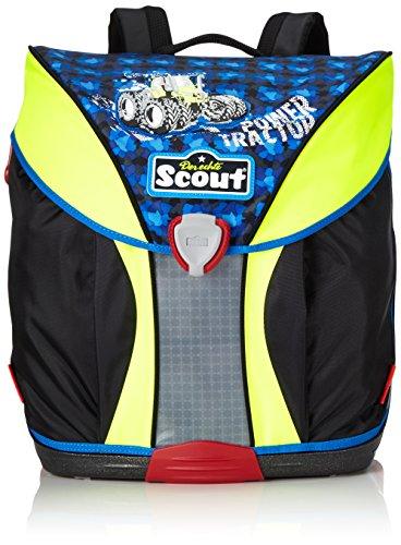 Scout 71500755500 Zaino, 50 Cm, (Blu Sacchetto Di Trasporto)