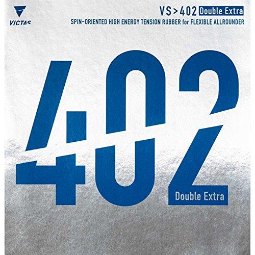 Victas Belag VS > 402 Double Extra, schwarz, 2,3 mm