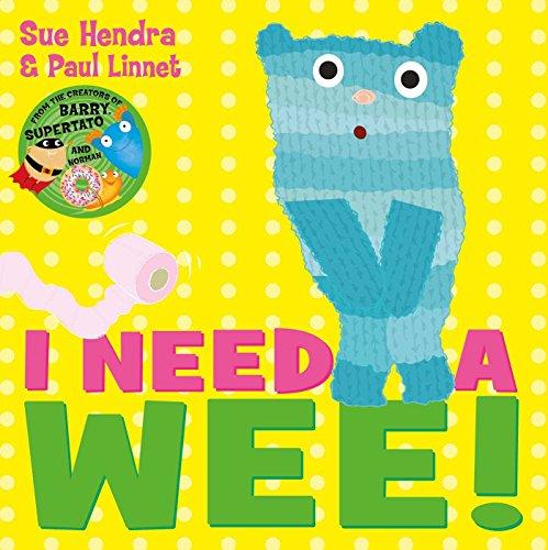 I Need a Wee! (English (Hat Hug Bear)