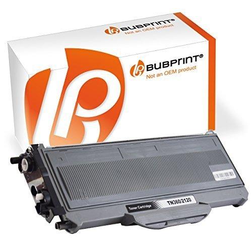 Preisvergleich Produktbild Bubprint Toner black kompatibel für Brother TN-2120 HC (5.200S) oder Brother DCP-7030 , DCP-7040 , DCP-7045 N , HL-2140 , HL-2150 N , HL-2170 W , MFC-7320 , MFC-7440 N , MFC-7840 W. Brother DCP-7030 , DCP-7040 , DCP-7045 N HL-2140 , HL-2150 N , HL-2170 W , MFC-7320 MFC-7440 N , MFC-7840 W