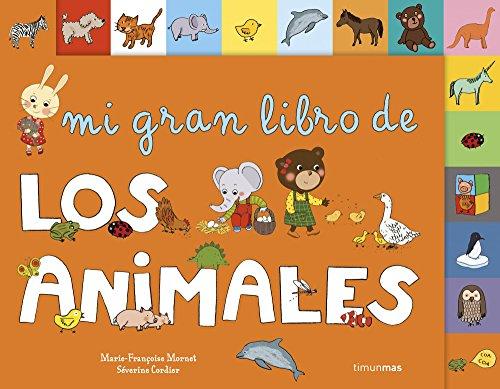 Mi gran libro de los animales