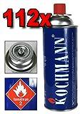 112 x Gaskartuschen MSF- 1A für Gaskocher Campingkocher 227g. Gaskartusche