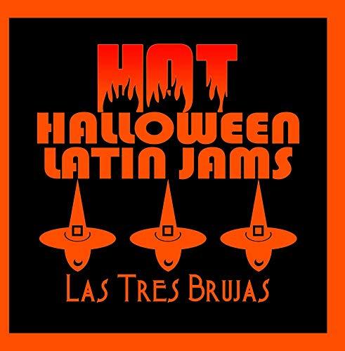 Hot Halloween Latin Jams