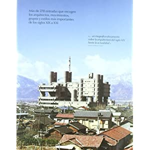 Arquitectura Moderna De La A A La Z (Taschen)
