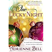 One Lucky Night: A Snow Creek Christmas Novella (English Edition)