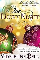 One Lucky Night: A Snow Creek Christmas Novella (English Edition)