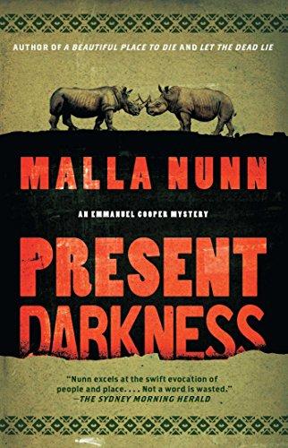 Present Darkness (Emmanuel Cooper Mysteries)