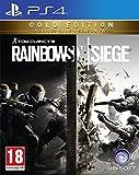 Rainbow Six Siege Gold (PS4) UK IMPORT