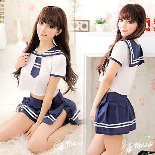 Roleeplay sexy Unterwäsche Uniformen, Japanische Matrosen, Student, Outfits, japanischen Academy, Super Sexy Schuluniformen, kleinen (Outfits Kleinen Sexy)
