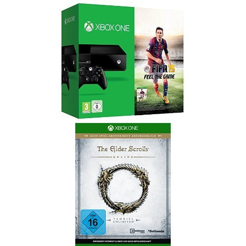 l. FIFA 15 (DLC) + The Elder Scrolls Online: Tamriel Unlimited ()