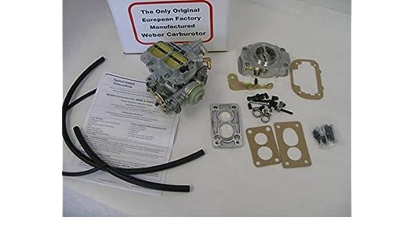 Suzuki Samurai Weber Carburetor linkage kit