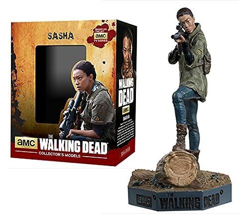 The Walking Dead Collector's Models #10 Sasha (Collector Series Abbildung)
